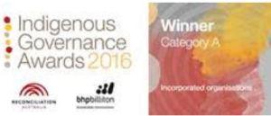 Governanmce Award