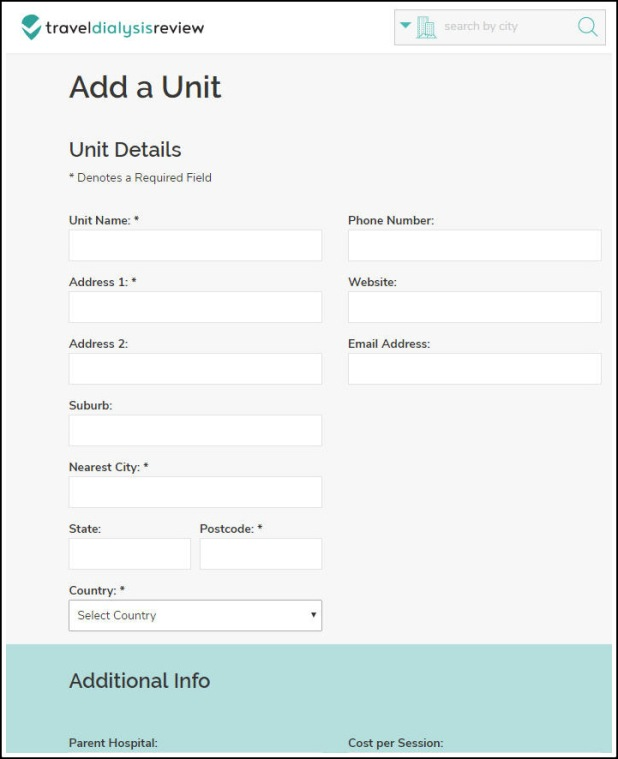 1-Add a unit
