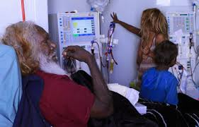 On dialysis at the Purple House